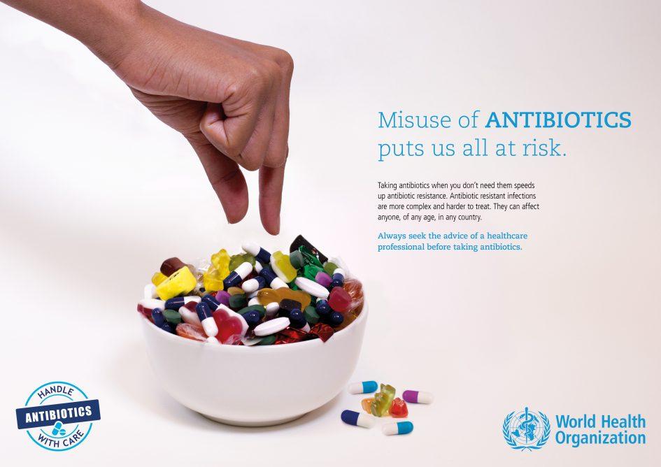 Anitbiotic misuse