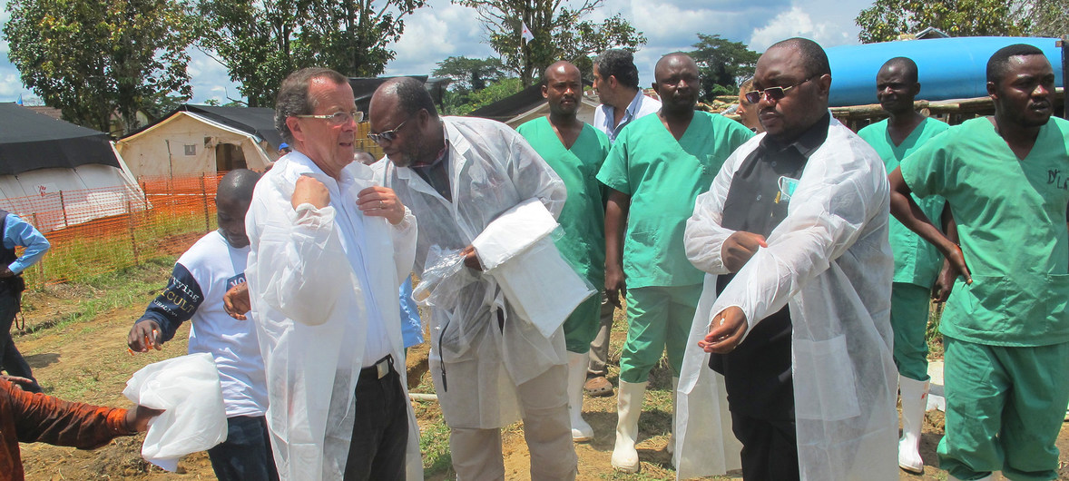 new Ebola outbreak