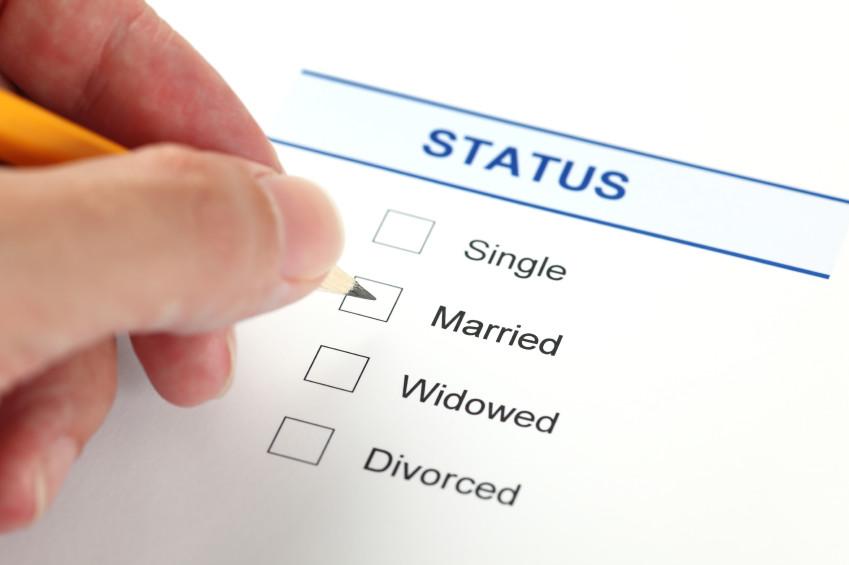 Marital status and CVD